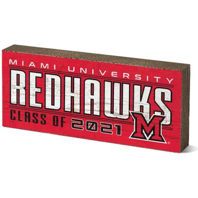 Miami Legacy Class of 2021 Table Block