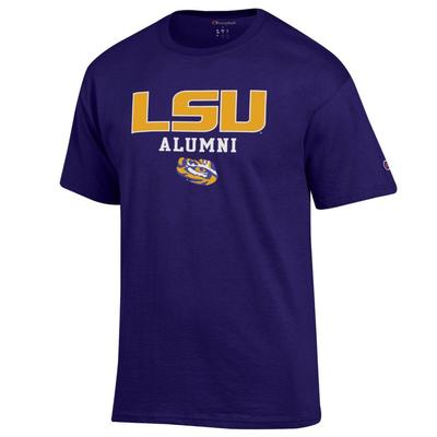 LSU Champion Basic Alumni Tee