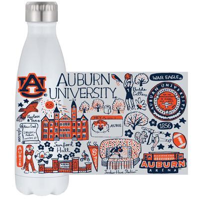 Auburn Tigers Julia Gash 17 oz Bottle