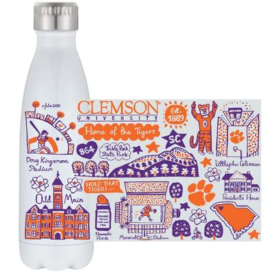 Clemson Tigers Julia Gash 17 oz Bottle