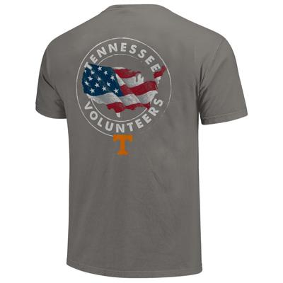 Tennessee Sketch USA Short Sleeve Comfort Colors Tee