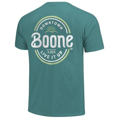 Boone Mural Short Sleeve Comfort Colors Tee