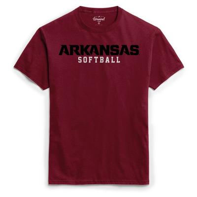 Arkansas League Classman Softball EZ Tee