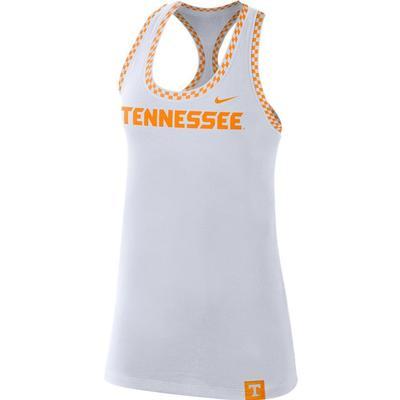 Tennessee Nike Women's Dri-Fit Racerback Tank