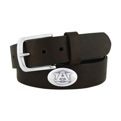 Auburn Zeppro Concho Belt