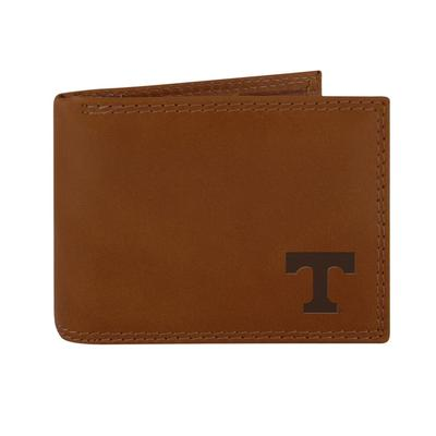Tennessee Zeppro Embossed Bifold Wallet