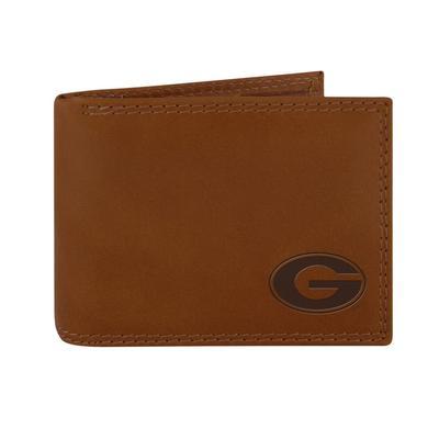 Georgia Zeppro Embossed Bifold Wallet