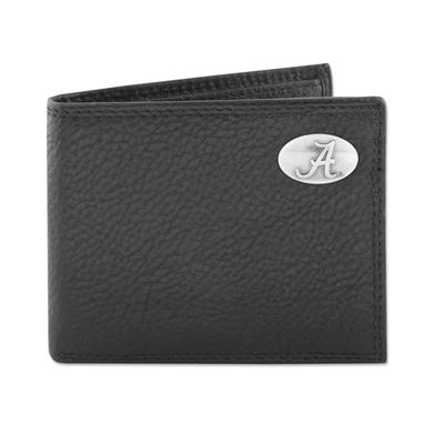 Alabama Zeppro Bifold with Concho Wallet