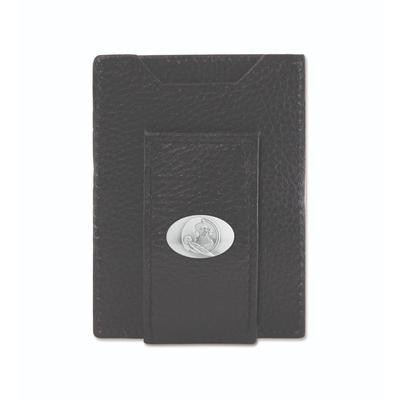 Florida State Zeppro Front Pocket Wallet with Concho