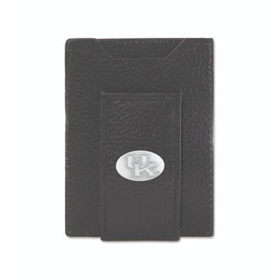 Kentucky Zeppro Front Pocket Wallet with Concho