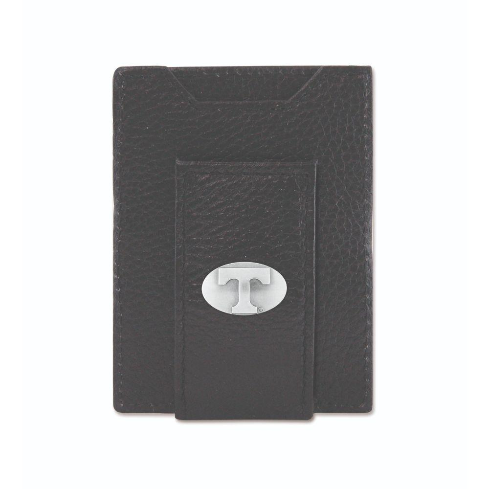 Tennessee Zeppro Front Pocket Wallet With Conchozeppro Front Pocket Wallet With Concho