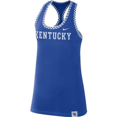 Kentucky Nike Women's Dri-Fit Racerback Tank