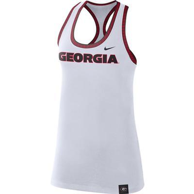 Georgia Nike Women's Dri-Fit Racerback Tank