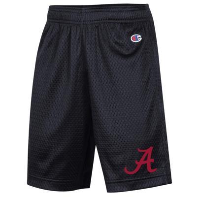 Alabama Champion Youth Classic Mesh Shorts