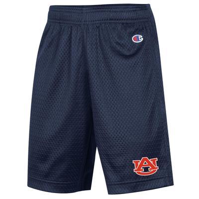 Auburn Champion Youth Classic Mesh Shorts