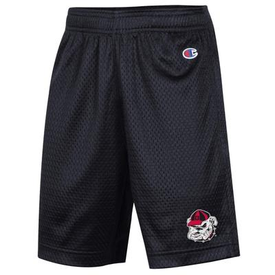 Georgia Champion Youth Classic Mesh Shorts