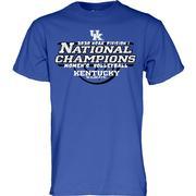 Kentucky 2020 National Champions Women's Volleyball Tee