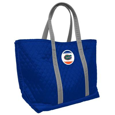 Florida 24 X 15 Quilted Merit Tote