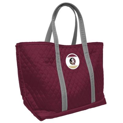 Florida State 24 X 15 Quilted Merit Tote