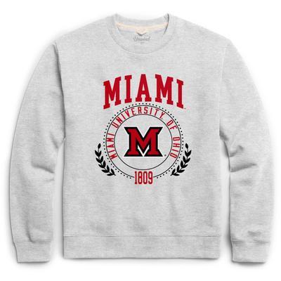 Miami League First Ever Essential Fleece Crew