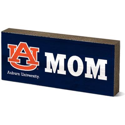 Auburn Legacy Mom Mini Table Block