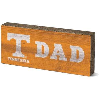 Tennessee Legacy Dad Mini Table Block
