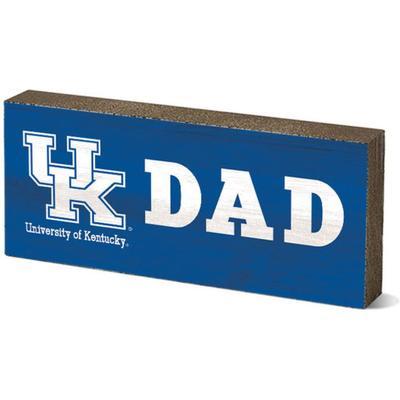 Kentucky Legacy Dad Mini Table Block