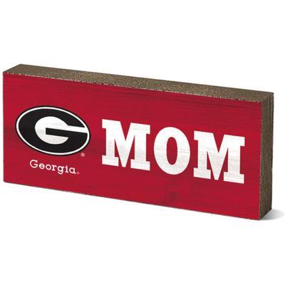 Georgia Legacy Mom Mini Table Block