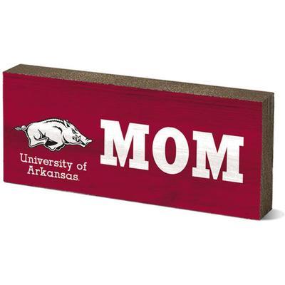 Arkansas Legacy Mom Mini Table Block