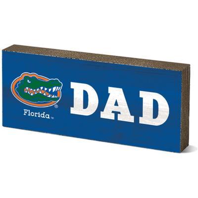 Florida Legacy Dad Mini Table Block