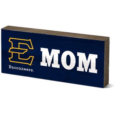 ETSU Legacy Mom Mini Table Block