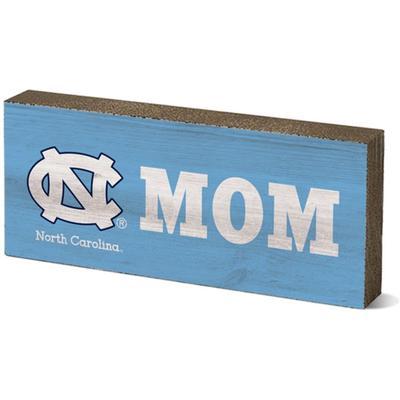 UNC Legacy Mom Mini Table Block