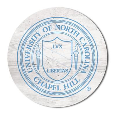 UNC Legacy 2.5 X 2.5 School Seal Magnet