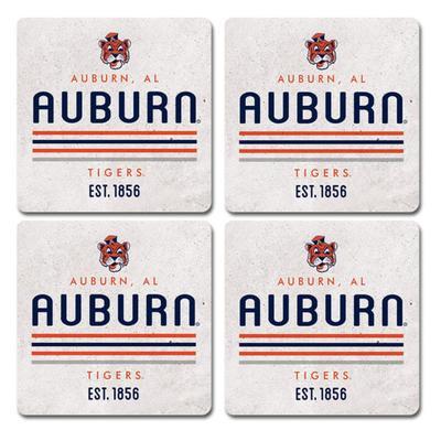 Auburn Legacy 4pk Parallel Coaster