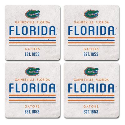 Florida Legacy 4pk Parallel Coaster