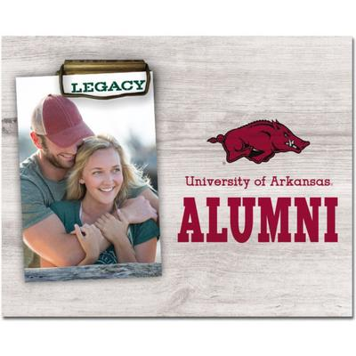 Arkansas Legacy Alumni Memento Photo Holder