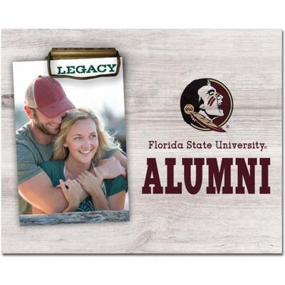 Florida State Legacy Alumni Memento Photo Holder