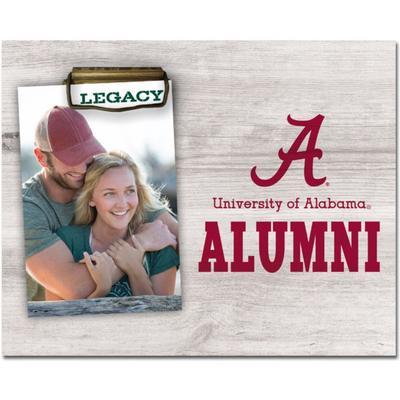 Alabama Legacy Alumni Memento Photo Holder