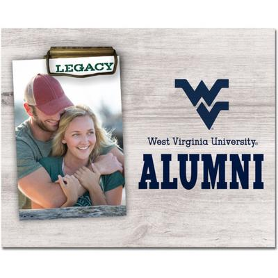 West Virginia Legacy Alumni Memento Photo Holder