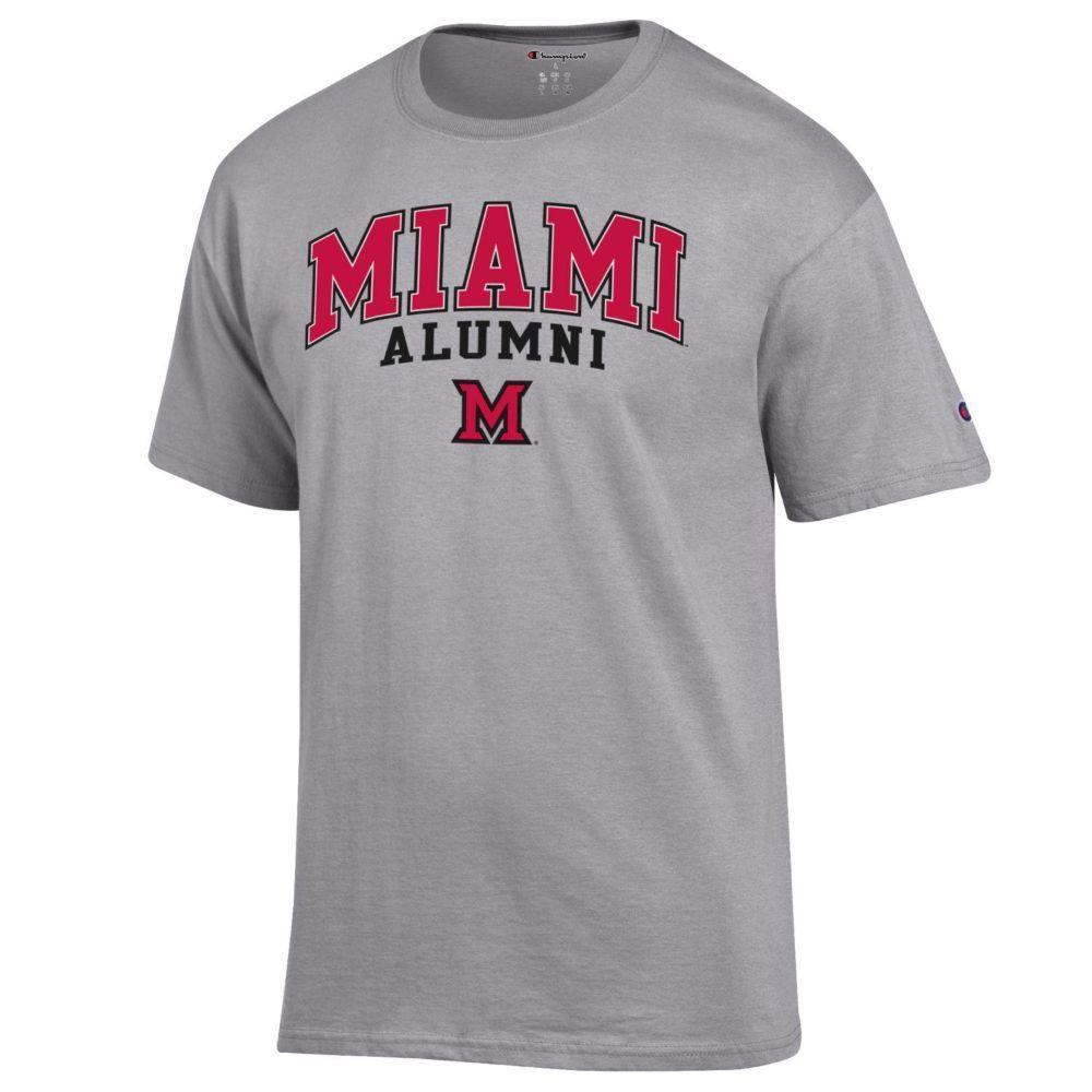 Miami Champion Arch Alumni Tee