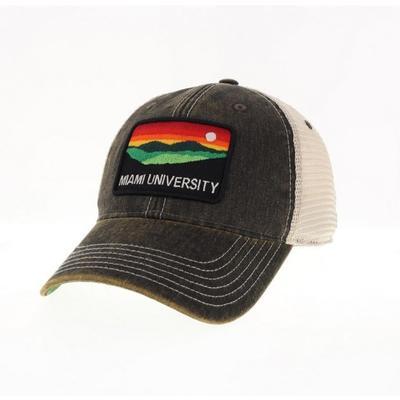 Miami Legacy OFA Landscape Horizon Hat