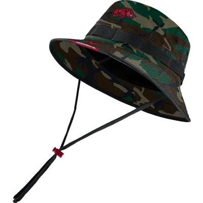 Arkansas Men's Nike Sideline Dry Bucket Hat