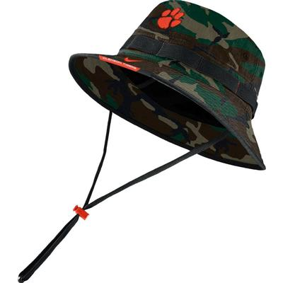Clemson Men's Nike Sideline Dry Bucket Hat