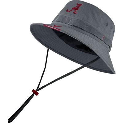 Alabama Men's Nike Sideline Dry Bucket Hat