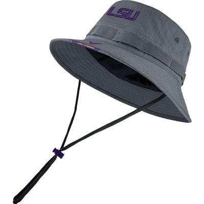 LSU Men's Nike Sideline Dry Bucket Hat