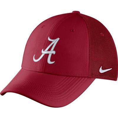 Alabama Men's Nike L91 Mesh Stretch Fit Hat