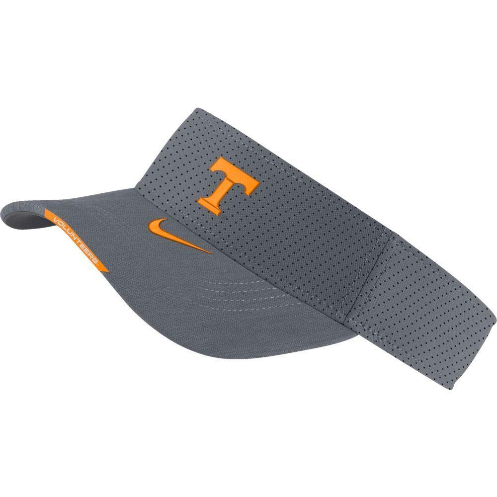 Tennessee Men's Nike Aero Visor