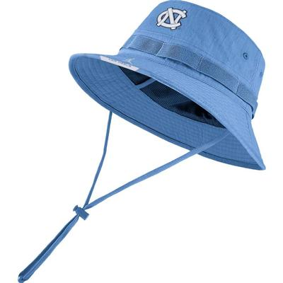 UNC Men's Nike Jordan Brand Dry Bucket Hat VALOR_BLUE