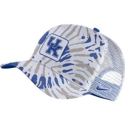 Kentucky Men's Nike C99 Patch Festival Print Trucker Hat