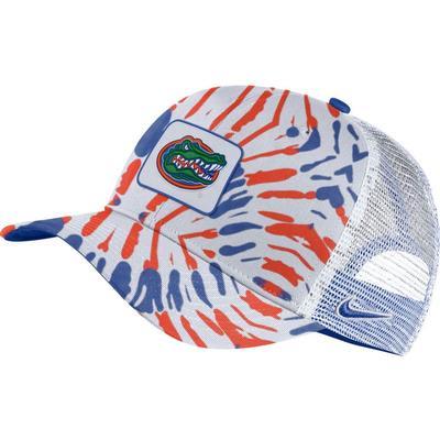 Florida Men's Nike C99 Patch Festival Print Trucker Hat